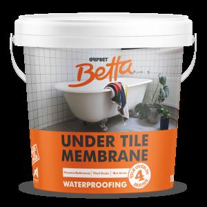 Under Tile Membrane