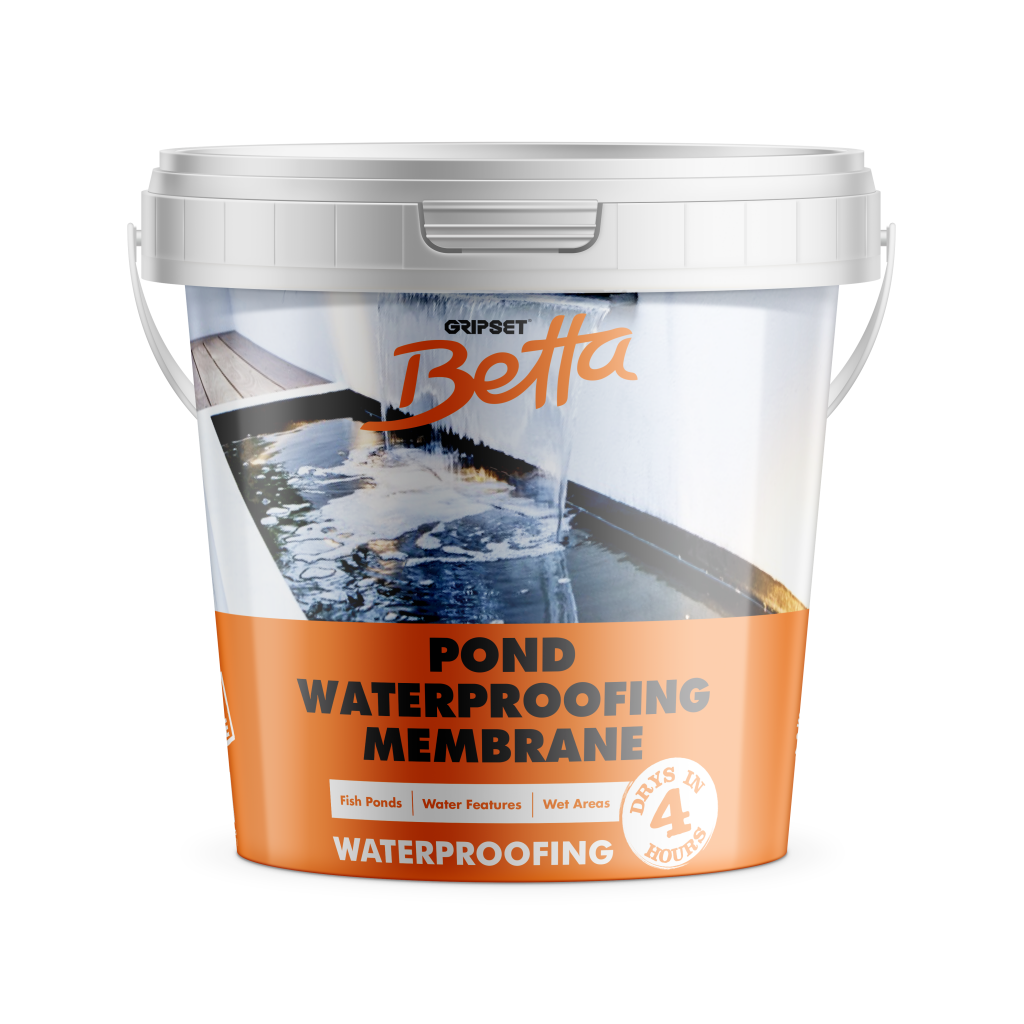 Pond Waterproofing Membrane - Gripset Betta