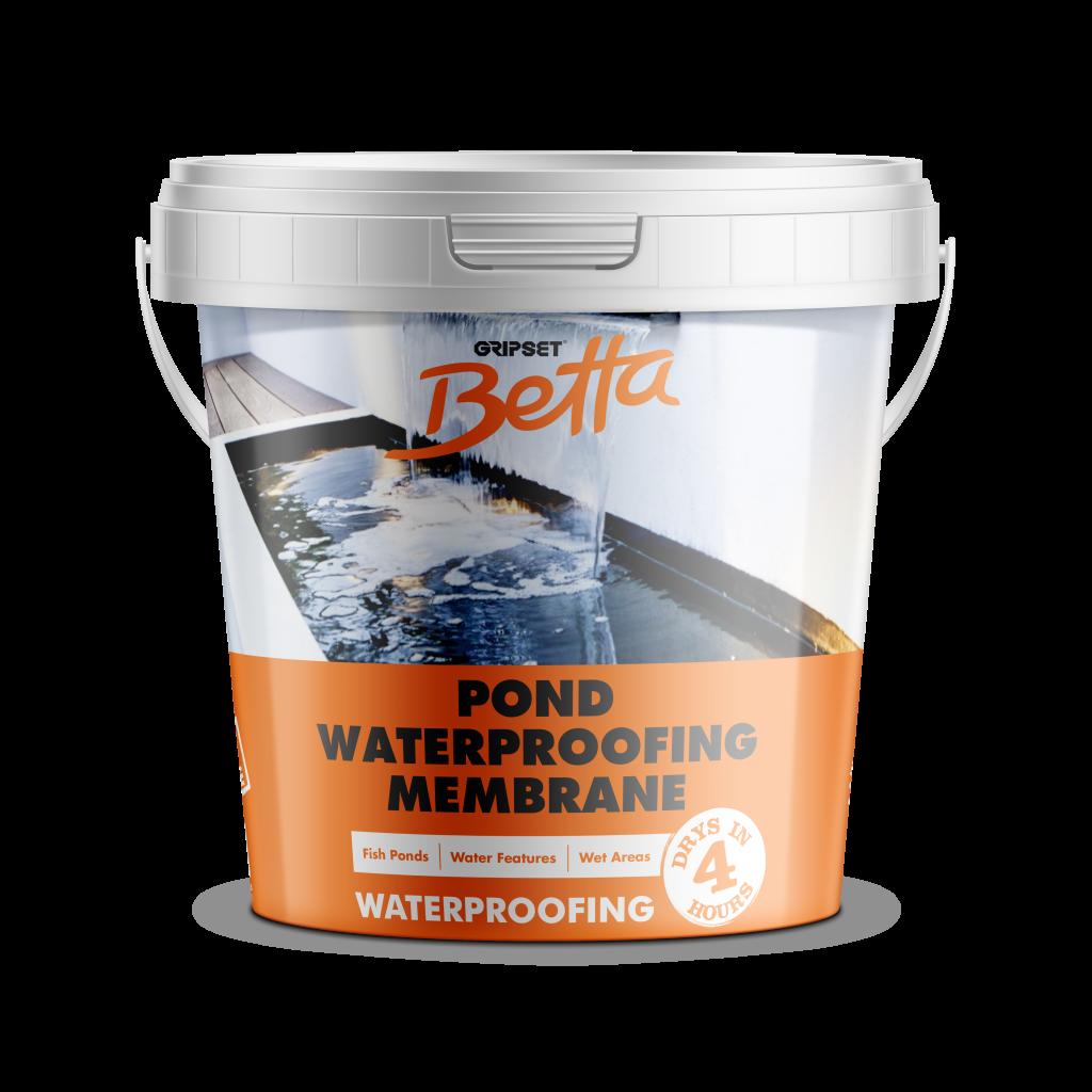 Pond Waterproofing Membrane
